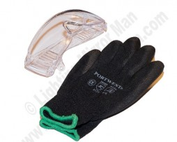 LMM safety kit small-medium (c) Lighting Mirror Man www.lightingmirrorman.com