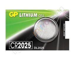 GP Lithium Cell CR2025